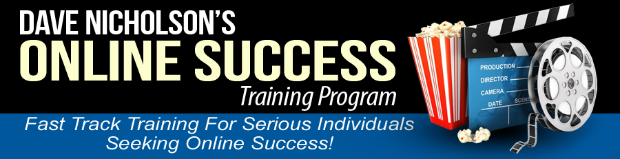Dave's Online Success Training